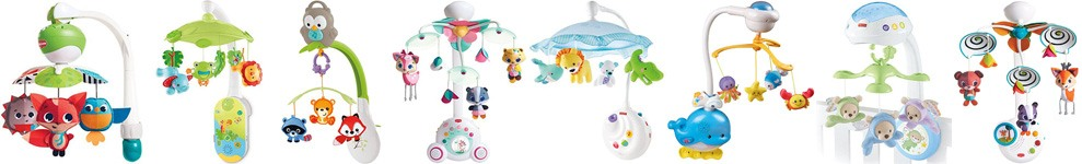 Best battery operated crib mobiles