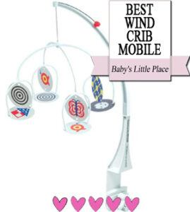 The Best Crib Mobiles - Best wind crib mobile