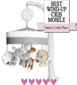 The Best Crib Mobiles - Best wind-up crib mobile