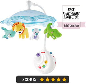 Fisher-Price Precious Planet projection mobile Review