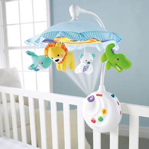 Fisher-Price Precious Planet 2-in-1 baby crib mobile