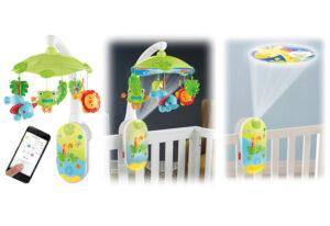 Fisher-Price Smart Connect Baby Crib Mobile Review