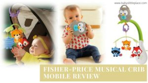 Fisher-Price Woodland Friends 3-in-1 Musical Mobile REVIEW