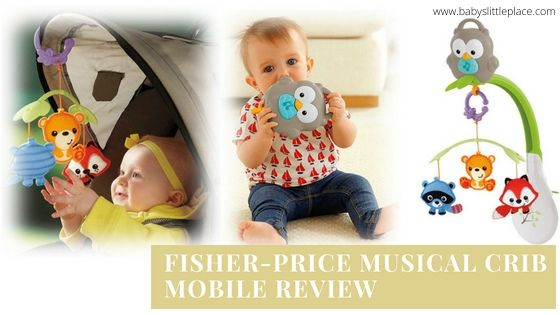 Fisher-Price Musical crib mobile: Owl baby crib mobile Review