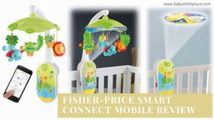 Best Bluetooth baby mobile: Fisher-Price smart connect mobile review