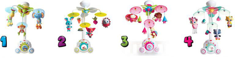 Tiny Love Soothe 'n Groove Musical Mobile Review