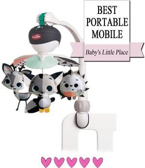 Tiny Love Take-Along Portable Mobile Review