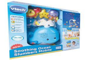 VTech Soothing Ocean Slumber Mobile Review