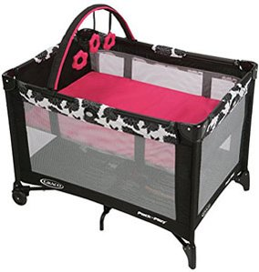 Different types of baby cribs: Pack 'N Play