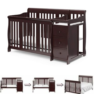 Different Types of Baby Cribs: Combo Crib