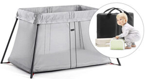 Different types of baby cribs: Travel Crib