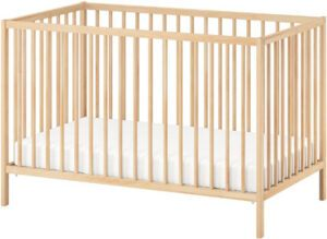 Different types of baby cribs: Non Convertible Crib