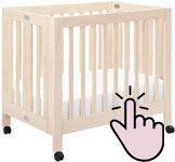 The best mini portable cribs - Babyletto Origami