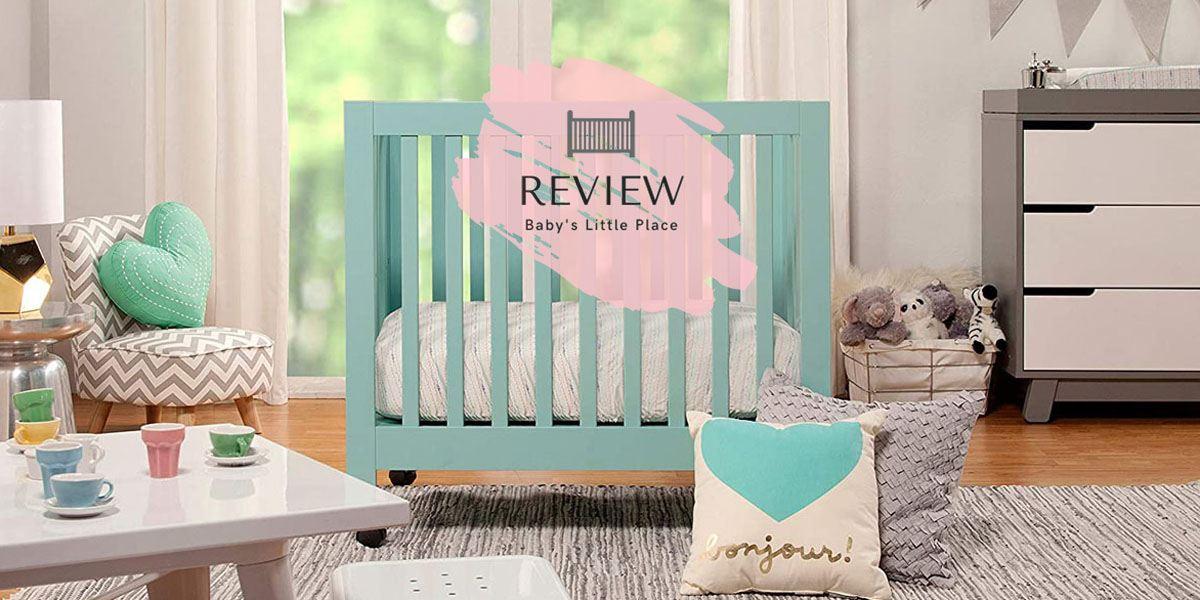 Babyletto Origami Mini Portable Folding Crib Review