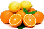 Best fruits in pregnancy - Lemons and oranges
