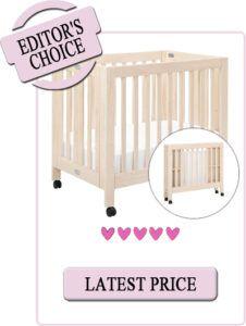 Best Mini Portable Cribs - Editor's Choice