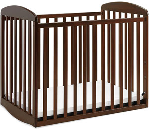 DaVinci Alpha mini rocking crib Review