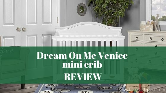 Dream On Me Venice Folding Portable Crib Review