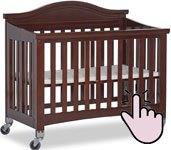 The best mini portable cribs - Dream On Me Venice