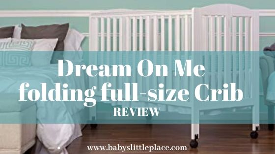 Dream On Me full-size portable crib Review