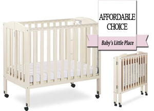 Dream On Me portable mini crib Review