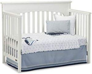 Graco Lauren's toddler bed review