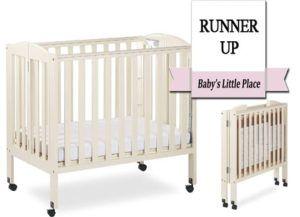 The best mini portable cribs - Runner up