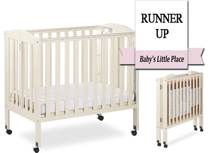 The best mini portable cribs - Runner up