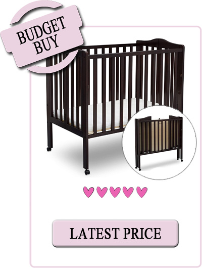 Best Mini Portable Cribs - Best Budget Buy