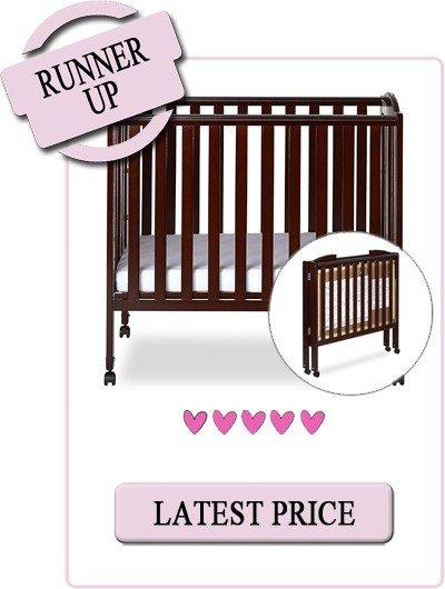 Best Mini Portable Cribs - Runner Up