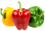 Best Vegetables in Pregnancy - Bell peppers