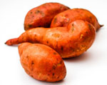 Best Vegetables in Pregnancy -sweet-potatoes