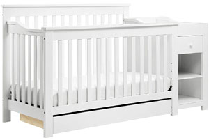 DaVinci Piedmont 4-in-1 Crib with drawer and Changer Combo