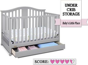 Graco Solano 4-in-1 convertible crib with drawer Review