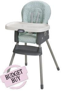 Best high chairs for babies - Best Budget Buy