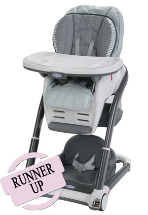 Best high chairs for babies - Runner Up
