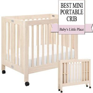 Best Baby Cribs | Top-Rated Mini Portable Crib