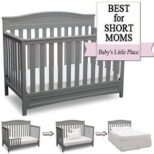 Best Baby Cribs | Best Choice For Short Moms