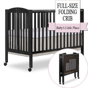 Best Baby Cribs | Top-Rated Full-Size Folding Crib