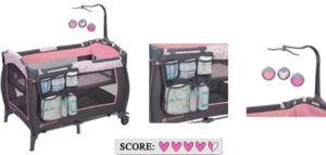 Best cheap Pack 'N Play nurser center: Baby Trend E