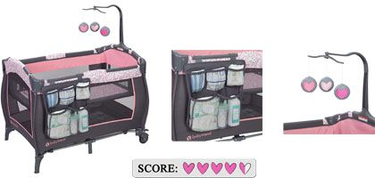 Best cheap Pack 'N Play nurser center: Baby Trend E