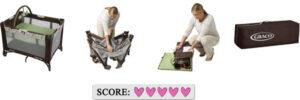 Best cheap Pack 'N Play: Graco On The Go Playard