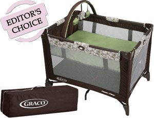 The best cheap Pack 'N Play: Graco On The Go Playard