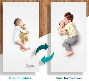 Baby Crib Mattress Buying Guide: Dual-sided crib mattress