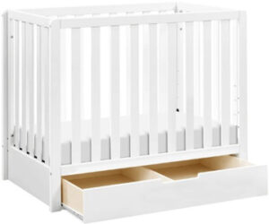 Carter's by DaVinci Colby 4-in-1 Convertible Mini Crib with Trundle Drawer Review
