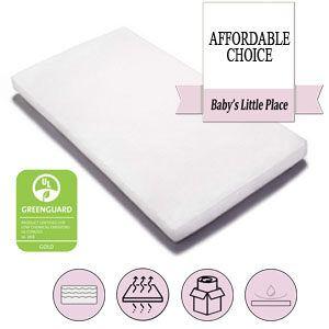 The best baby crib mattress in a box - Graco Premium