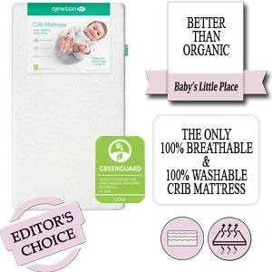 The best baby crib mattres: Newton Wovenaire