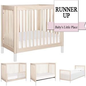 Best Mini Cribs - Babyletto Gelato
