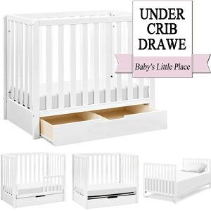 Best Mini Cribs - Carter's by DaVinci Colby