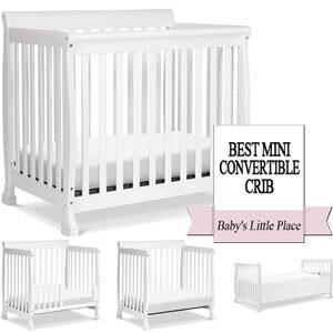 Best Mini Cribs - DaVinci Kalani